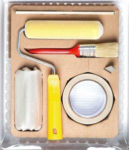 Whiteboard Paint Installation Kit 259x300