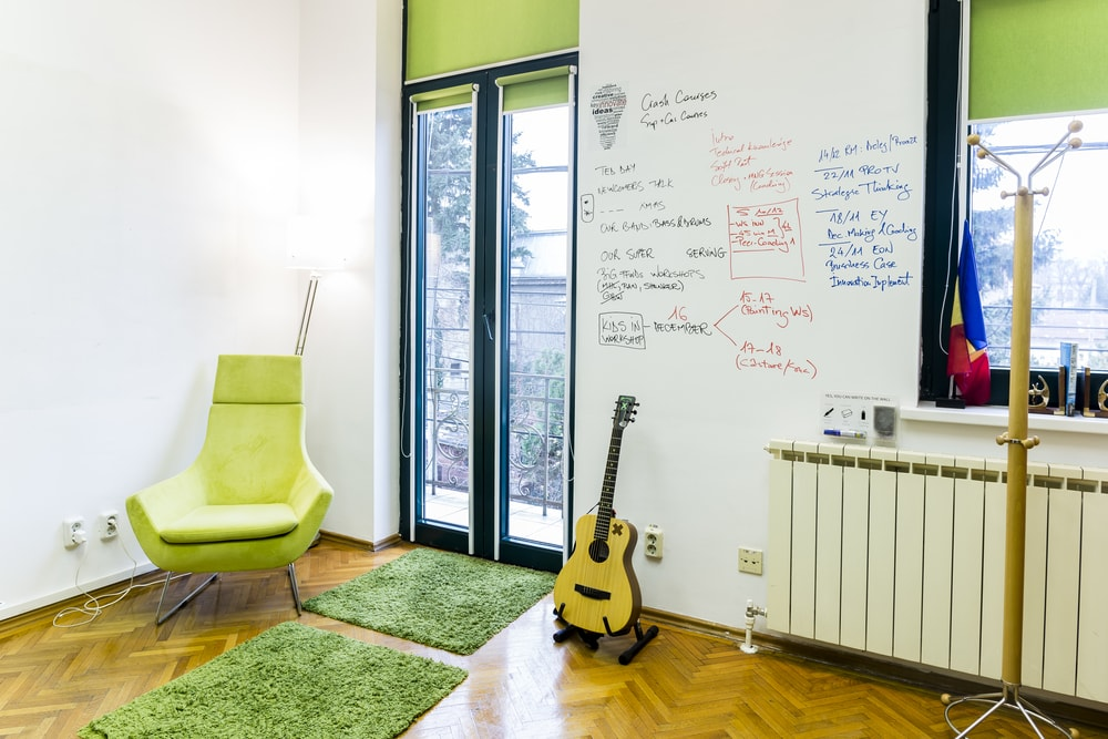 Creative Home Office Writable Wall