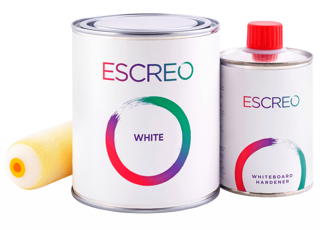Original Whiteboard Paint - White