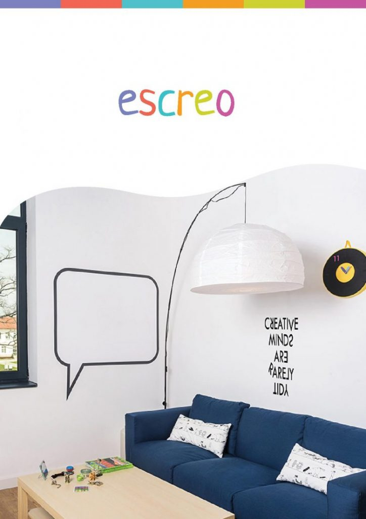 escreo stickers