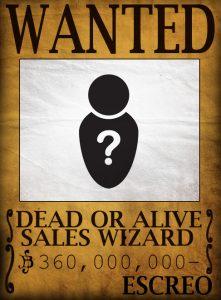 Търси се: Вълшебник в продажбите