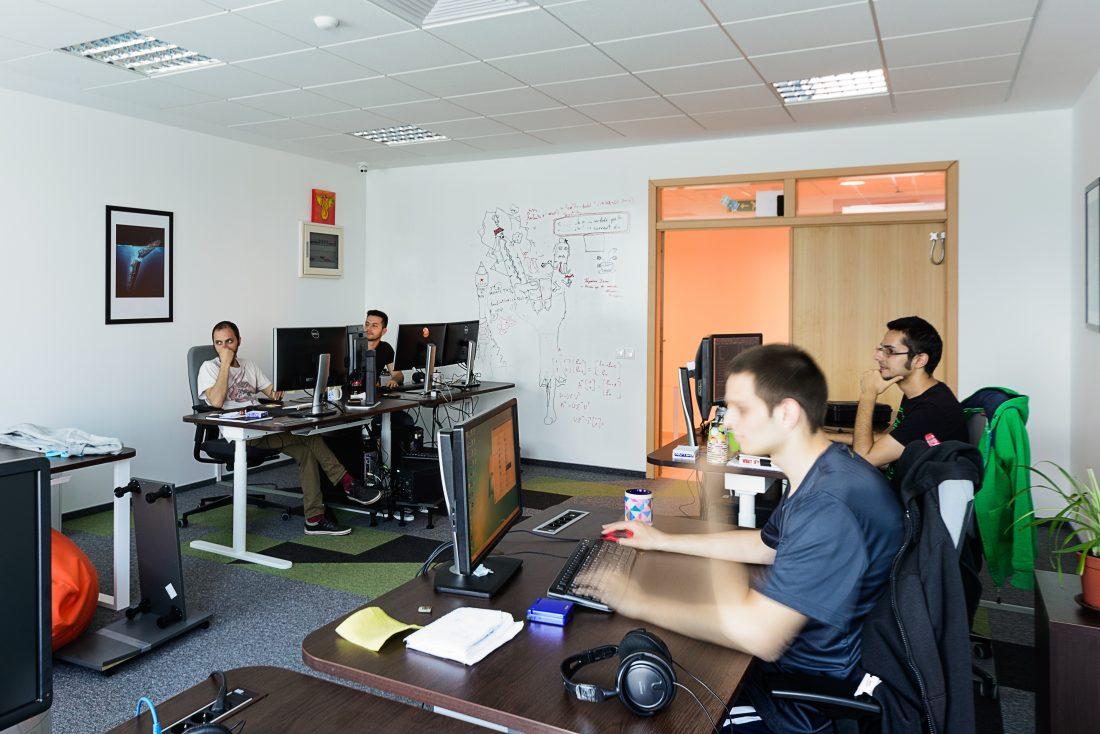 Офисът на Chaos Group