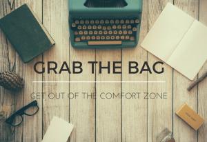 """Една от нашите игри за офиса - """"грабни торбата"""""""