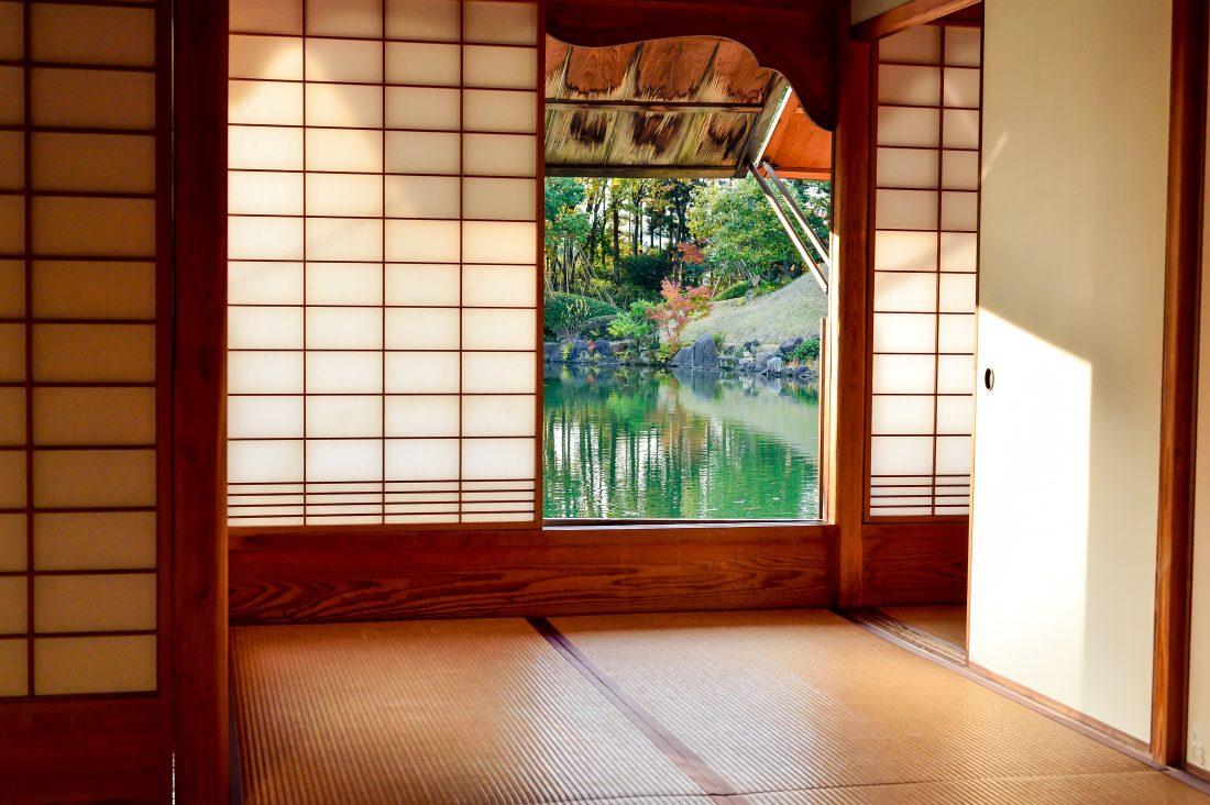 Минимализъм и спокойствие в японския интериор