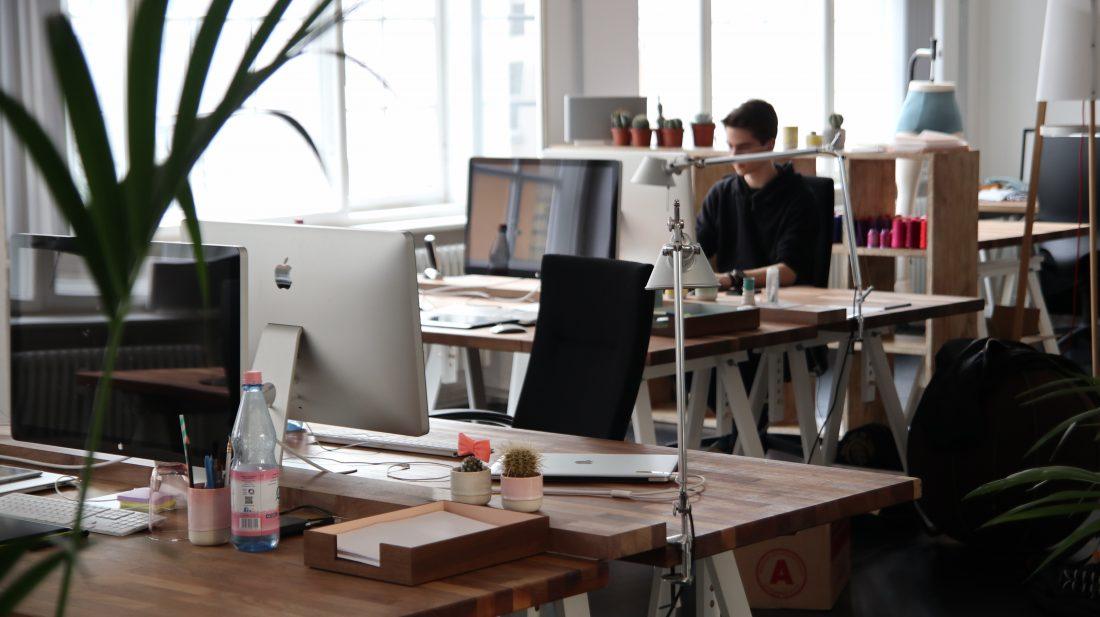 Модата на отворените офиси