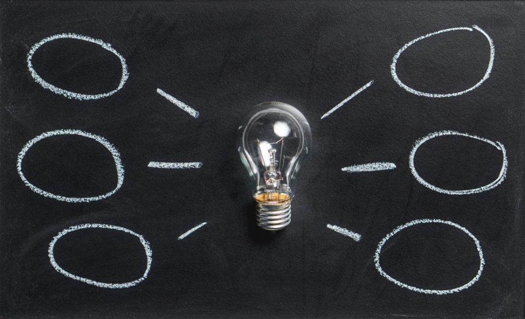 Генерирането на идеи е колективна работа