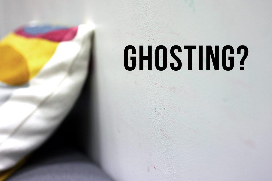 Whiteboard Ghosting