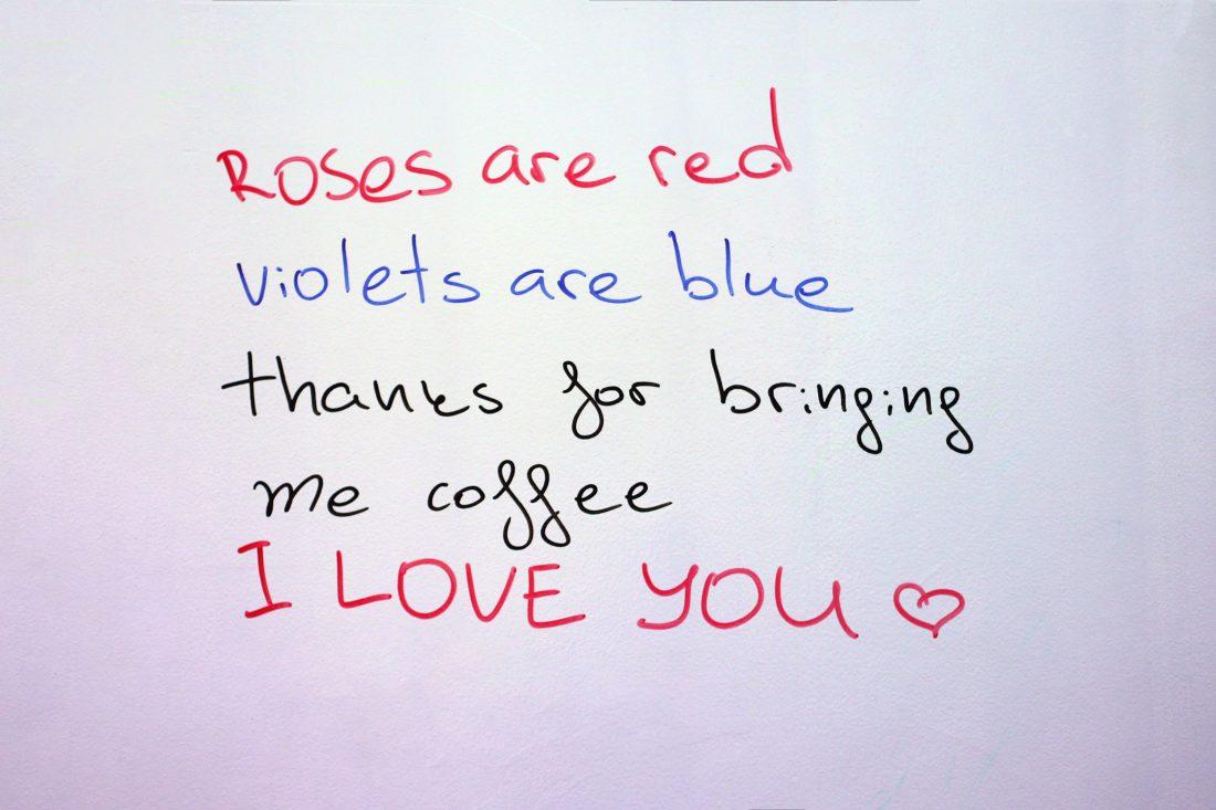 Escreo Poem