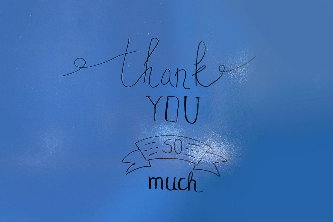 Escreo Thank You