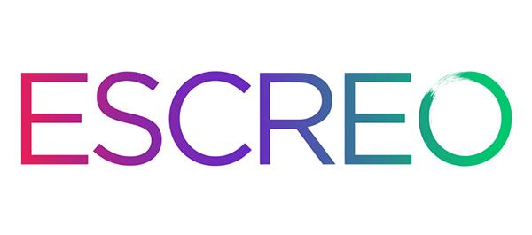 ESCREO new logo - rebranding
