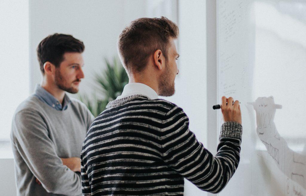 vopsea whiteboard ecologică Escreo 2