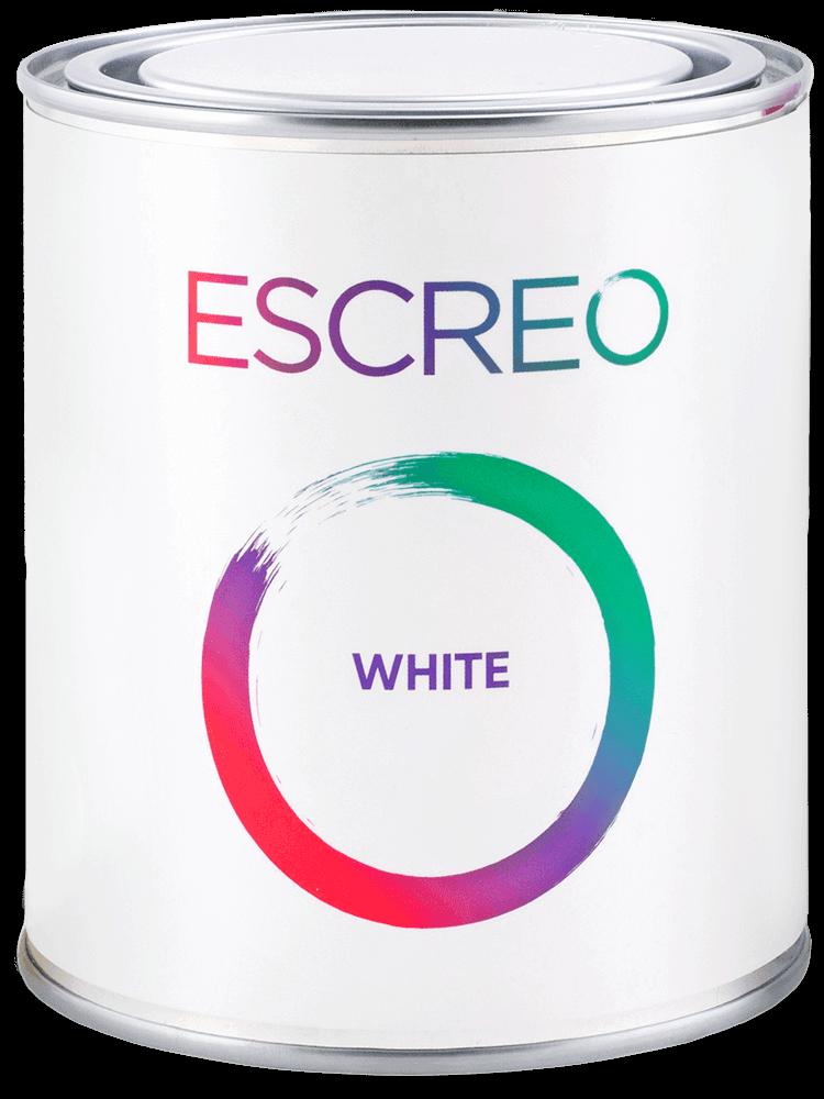 Escreo бяла боя за писане