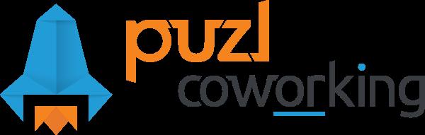 PUZL Coworking лого