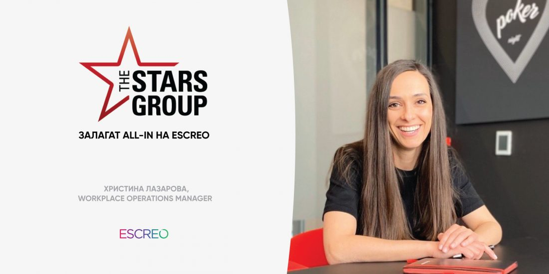 Stars Group & ESCREO