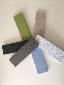 Acoustic flip - colours