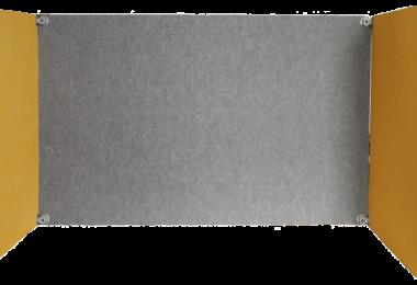 Panou separator acustic de birou ESCREO FLIP