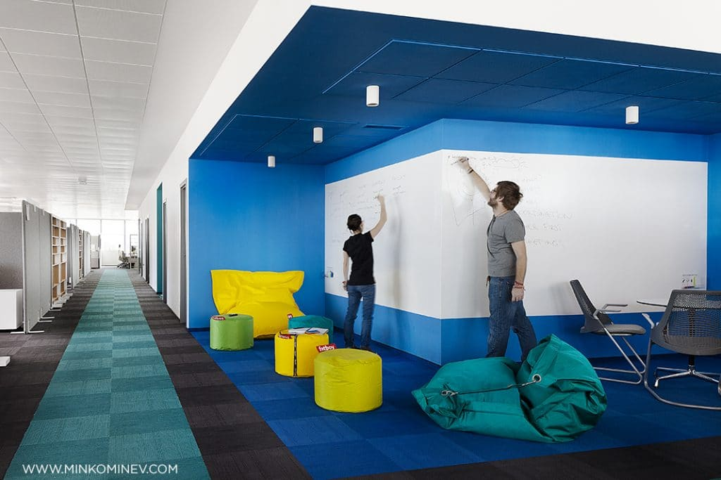 White Whiteboard Paint Office Escreo 1024x683