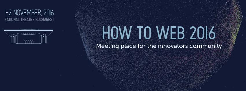 Escreo ще участва на тазгодишното издание на How To Web