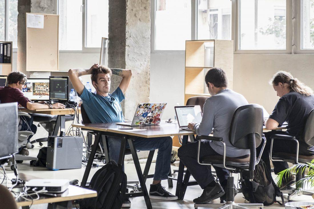 Coworking пространствата в бъдещето