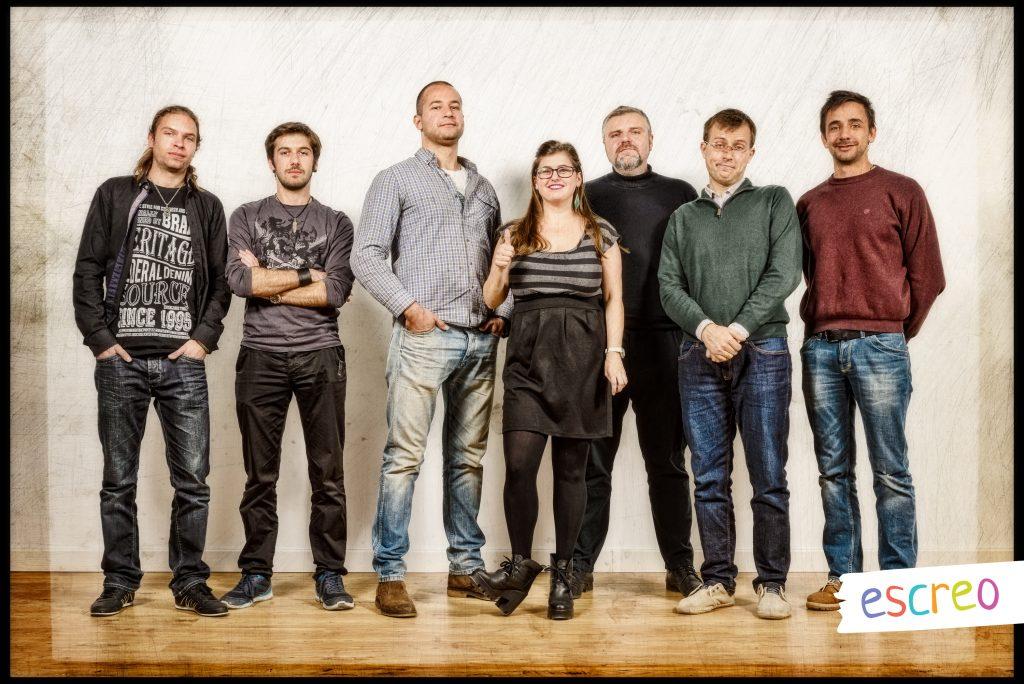 Екипът на Escreo