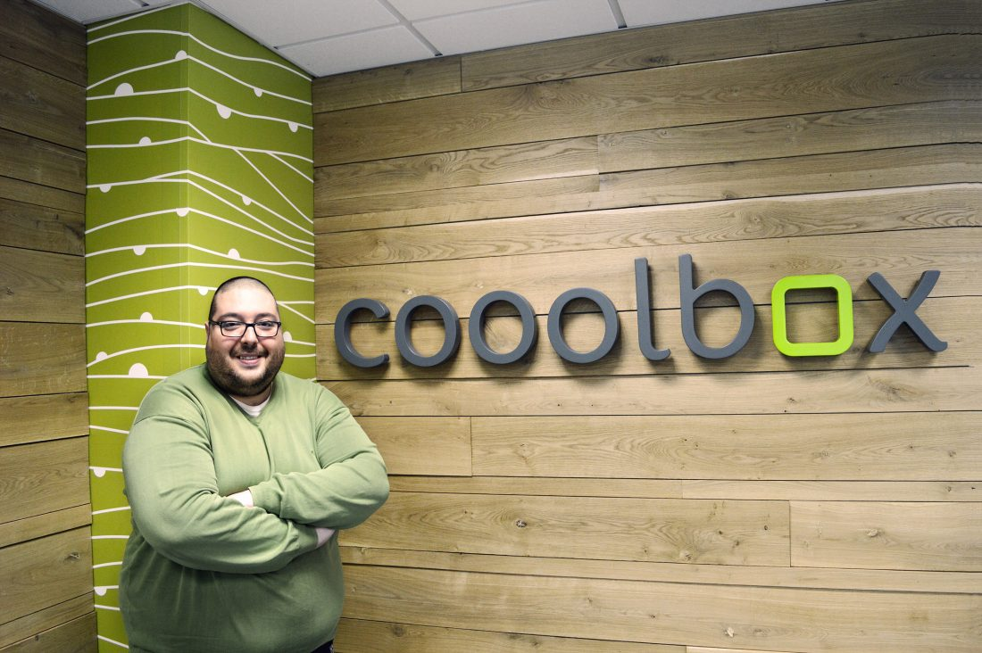 Ivan from Cooolbox