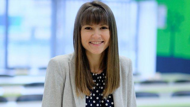 Alexandra Mechkova, manager at Telerik Academy